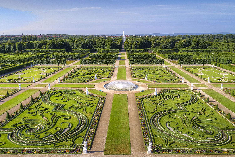 Herrenhäuser Gärten Hannover Castlewelt