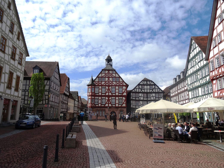 Historische Altstadt Grünberg - CASTLEWELT®