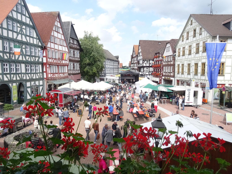 Internationales Musikfestival Grünberg Folk - Historische Altstadt ...